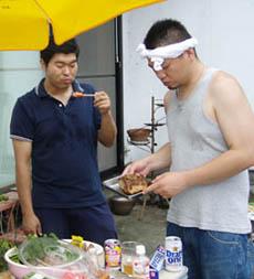 山田西條BBQ