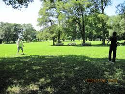 秋ヶ瀬公園でバドミントン