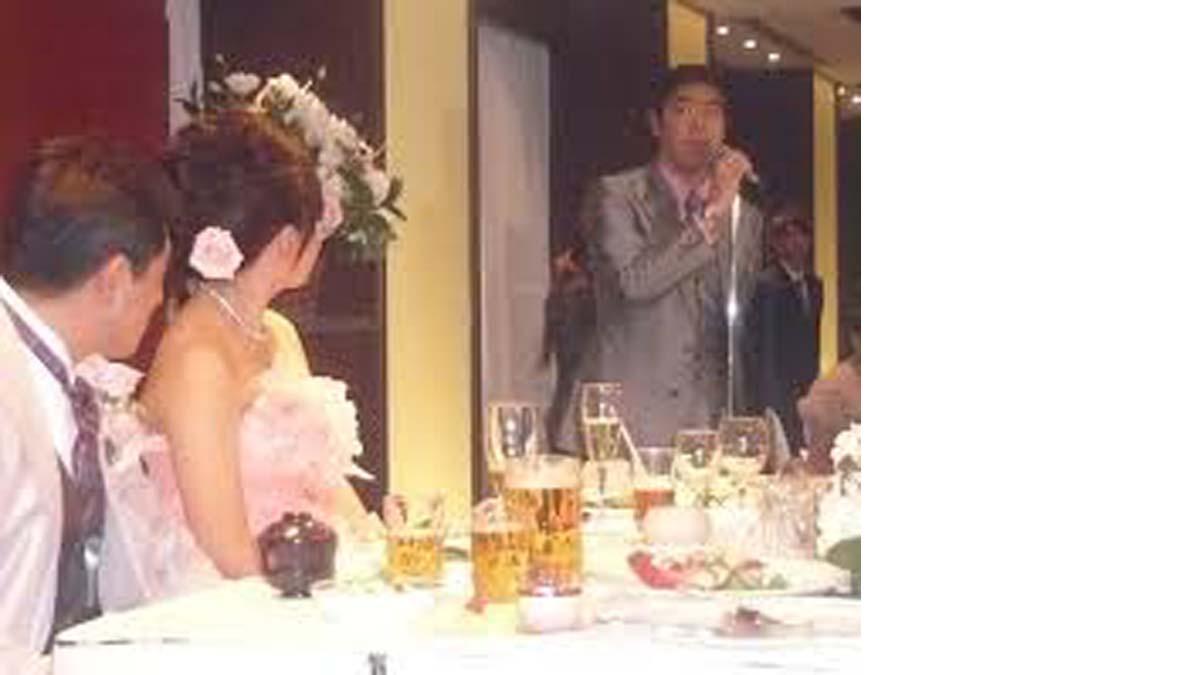 義兄の結婚式で起こったある事件。ゆうたろうの愛の取調室