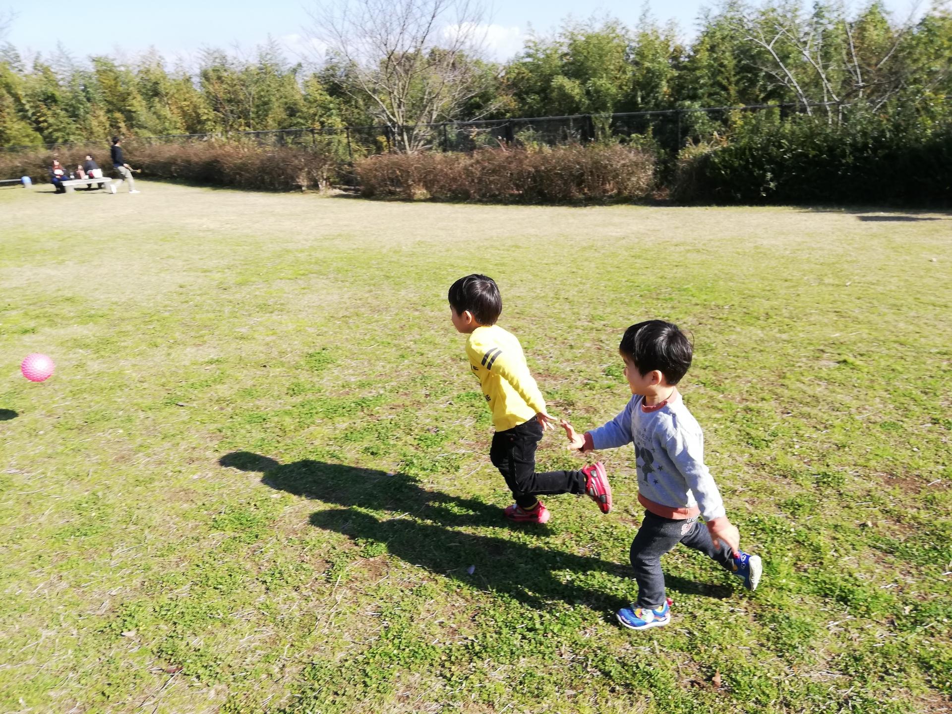 子供の運動