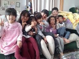 家族写真 山田